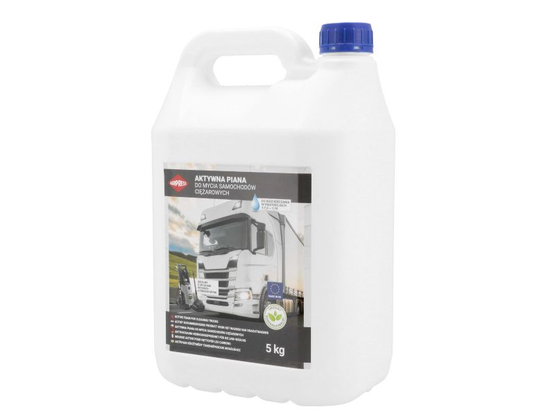 Preparat do mycia samochodów ciężarowych 5 kg