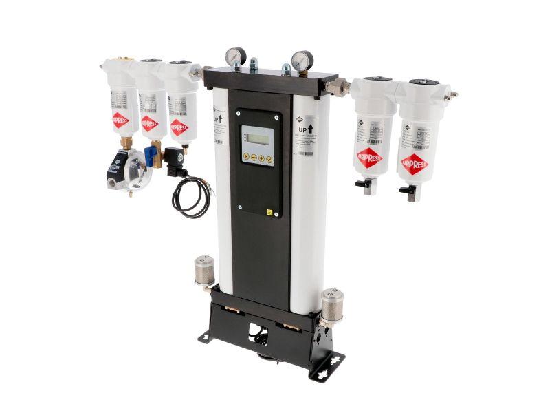 Zestaw filtracyjny ISO OFAG 180 l/min Class Zero