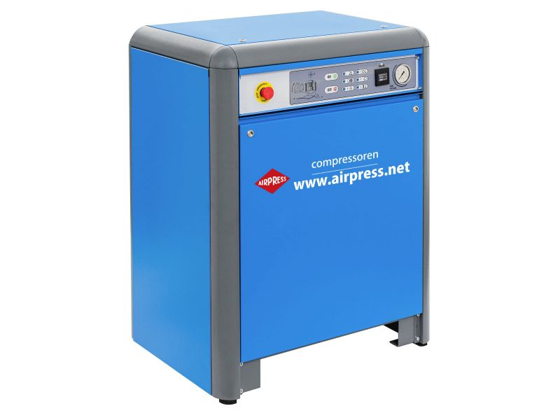 Kompresor wyciszany APZ 1300+ 10 bar 10 KM 747 l/min 3 l