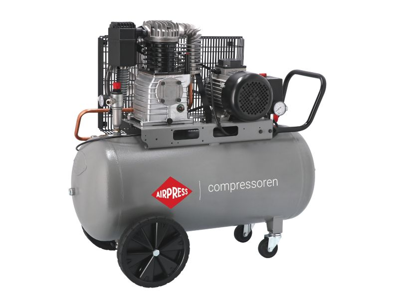 Kompresor HK 425-100 Pro 10 bar 3 KM/2.2 kW 280 l/min 100 l
