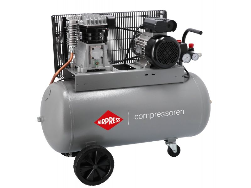 Kompresor HL 375-100 Pro 10 bar 3 KM/2.2 kW 231 l/min 90 l