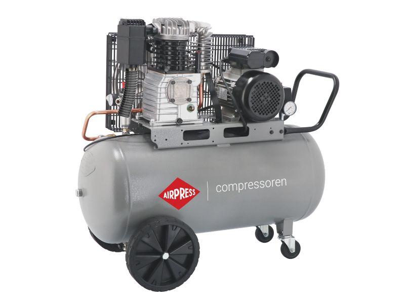 Kompresor HL 425-100 Pro 10 bar 3 KM/2.2 kW 280 l/min 100 l