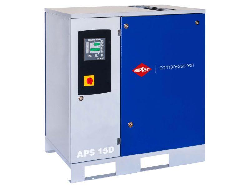 Kompresor śrubowy APS 15D 10 bar 15 KM/11 kW 1400 l/min