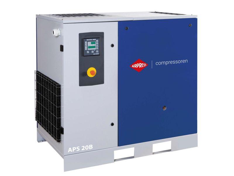 Kompresor śrubowy APS 20B 10 bar 20 KM/15 kW 2090 l/min