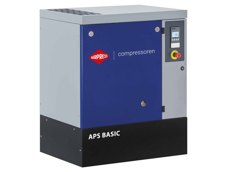 Kompresor śrubowy APS 10 Basic 13 bar 10 KM/7.5 kW 780 l/min