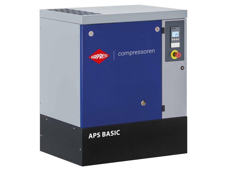 Kompresor śrubowy APS 15 Basic 10 bar 15 KM/11 kW 1416 l/min
