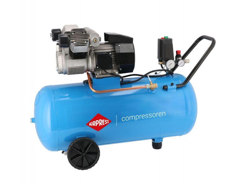 Kompresor KM 100-350 10 bar 2.5 KM/1.8 kW 280 l/min 50 l