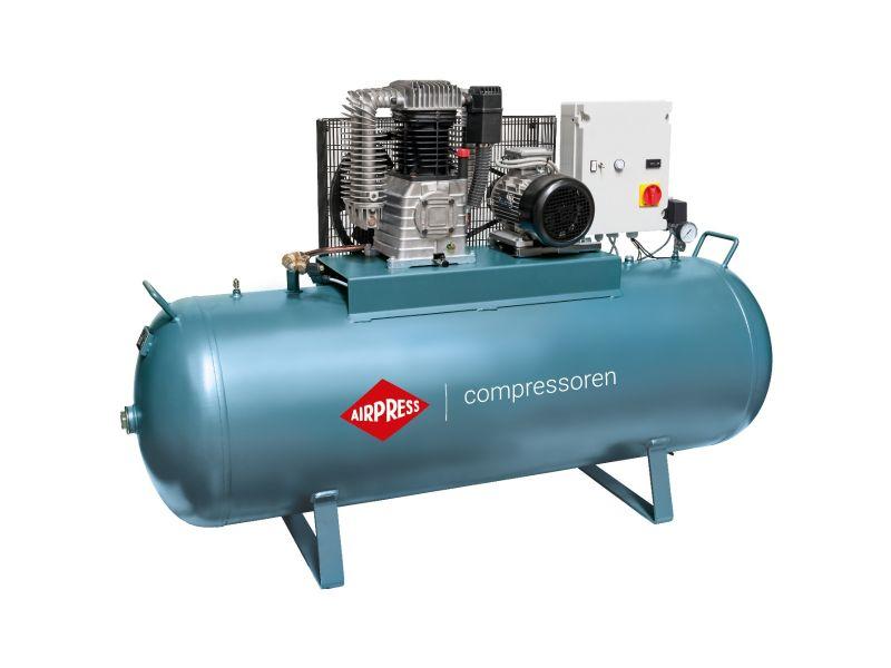 Kompresor K 500-700S 14 bar 5.5 KM/4 kW 420 l/min 500 l