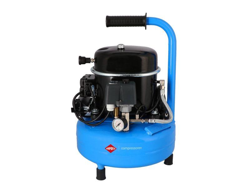 Kompresor L 9-75 Silent 8 bar 0.5 KM/0.34 kW 60 l/min 9 l