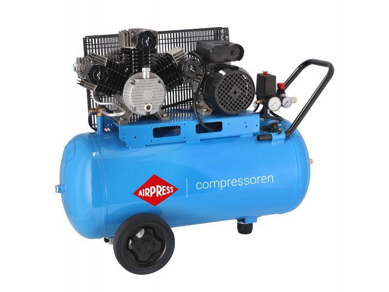 Kompresor LM 100-400 10 bar 3 KM/2.2 kW 320 l/min 100 l