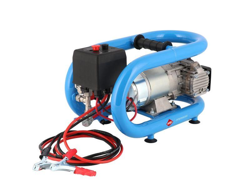 Kompresor bezolejowy LMO 3-190 Silent 8 bar 0.7 KM/0.5 kW 152 l/min 3 l 12V