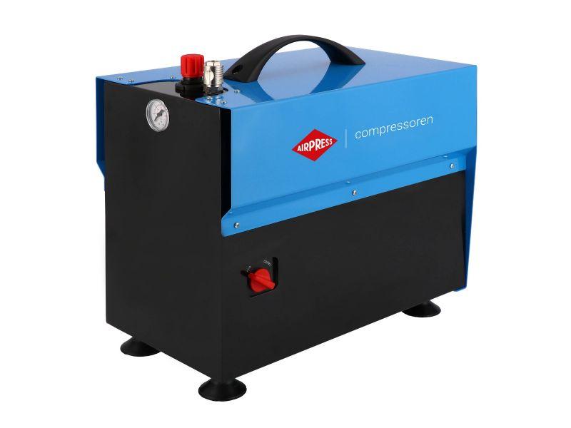 Kompresor bezolejowy L 5-210 Silent 10 bar 0.75 KM/0.55 kW 85 l/min 5 l