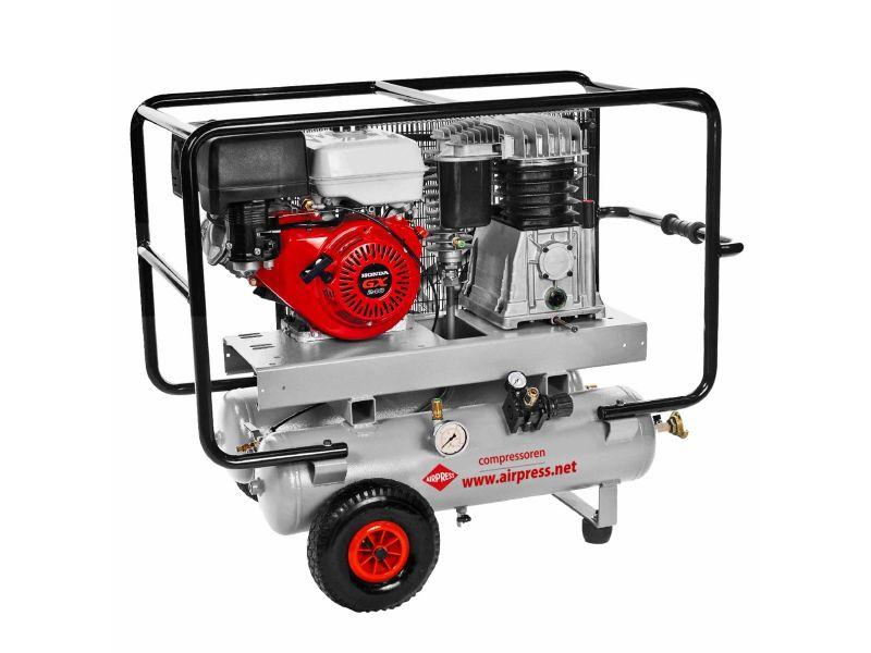 Kompresor BM 25+25/570 10 bar 7.1 KM/5.3 kW 570 l/min 2x25 l