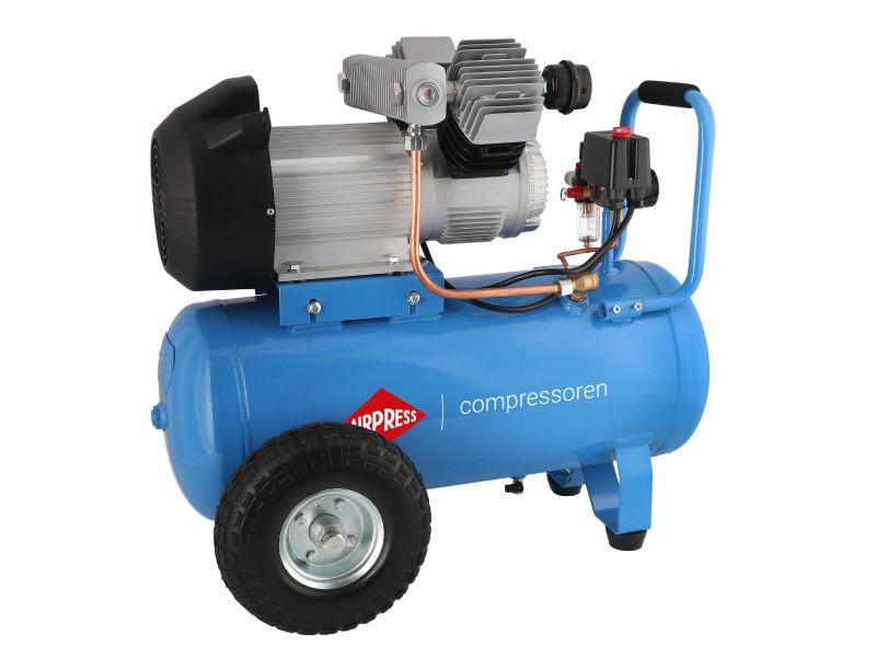 Kompresor LM 50-350 10 bar 3 KM/2.2 kW 245 l/min 50 l