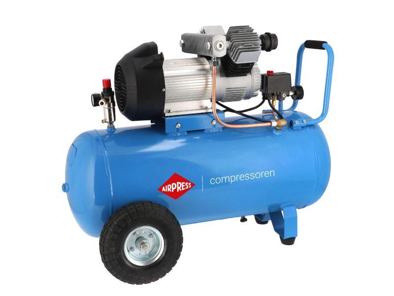 Kompresor LM 90-350 10 bar 3 KM/2.2 kW 245 l/min 90 l