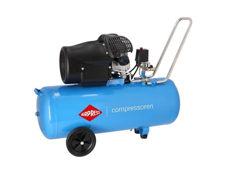 Kompresor HL 425-100V 8 bar 3 KM/2.2 kW 314 l/min 100 l