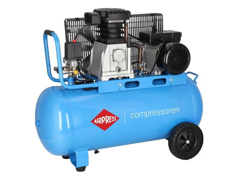 Kompresor HL 340-90 10 bar 3 KM/2.2 kW 272 l/min 90 l
