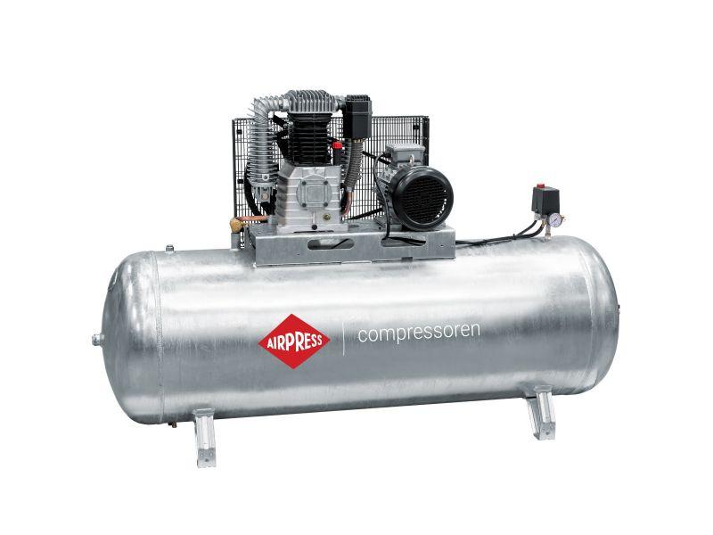 Kompresor G 1000-500 Pro 11 bar 7.5 KM/5.5 kW 698 l/min galwanizowany 500 l