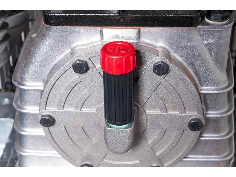 Kompresor G 1500-500 Pro 11 bar 10 KM/7.5 kW 859 l/min galwanizowany 500 l