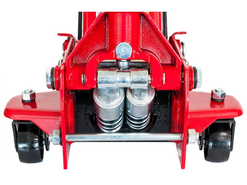 Podnośnik hydrauliczny 3T z podwójną pompą