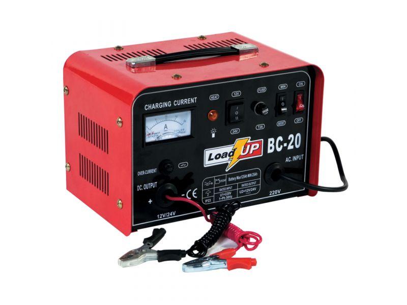 Ładowarka do akumulatorów BC 20 8A 12/24V 25-125 Ah