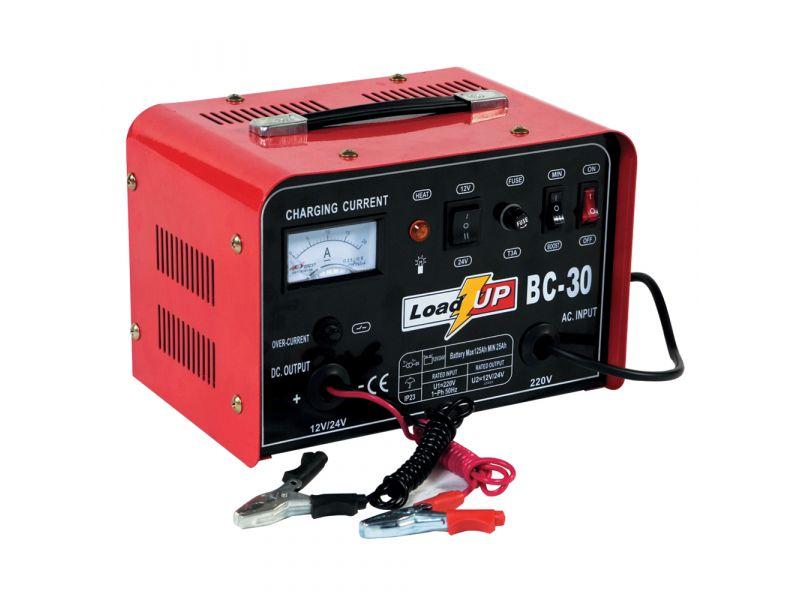 Ładowarka do akumulatorów BC 30 15A 12/24V 30-200 Ah