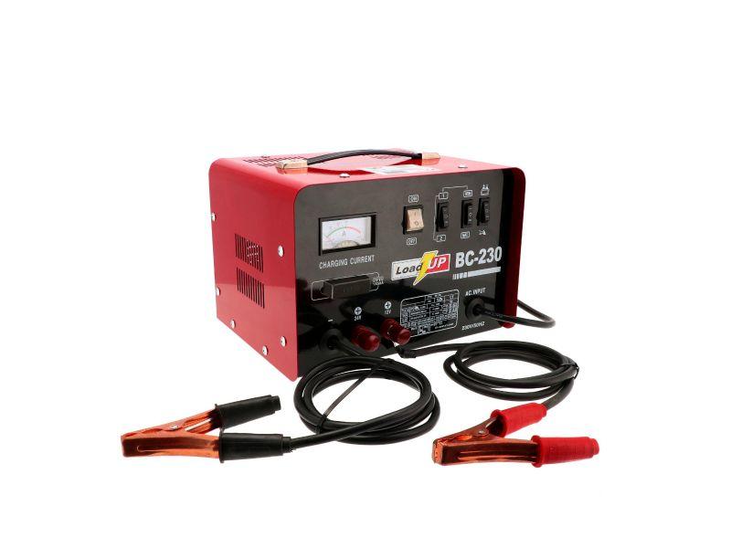 Ładowarka do akumulatorów BC 230 12/24V z rozruchem
