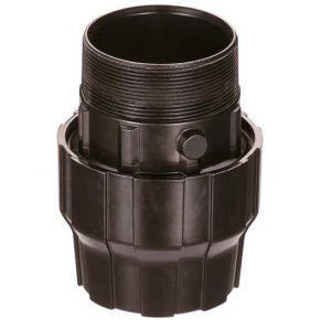 Aluminiowe złącze do rur fi 40 mm 1 1/2