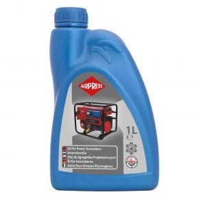 Olej do agregatów prądowórczych / zagęszczarek 1 l