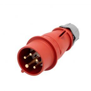 Wtyczka elektryczna 400V 5 pinowa 16 A