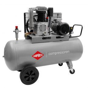 Kompressor HK 1000-270 11 bar 7.5 KM/5.5 kW 698 l/min 270 l