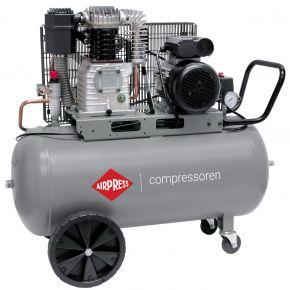 Kompresor HL 425-90 Pro 10 bar 3 KM/2.2 kW 280 l/min 90 l