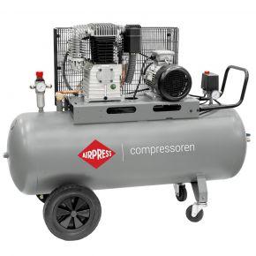 Kompresor HK 650-200 Pro 11 bar 5.5 KM/4 kW 490 l/min 200 l