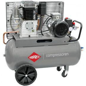 Kompresor HK 650-90 Pro 11 bar 5.5 KM/4 kW 490 l/min 90 l