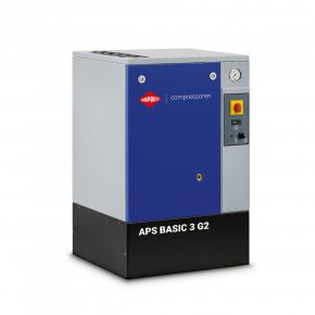 Kompresor śrubowy APS Basic 3 G2 10 bar 3 KM 294 l/min