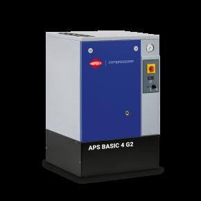 Kompresor śrubowy APS 4 Basic G2 10 bar 4 KM/3 kW 366 l/min