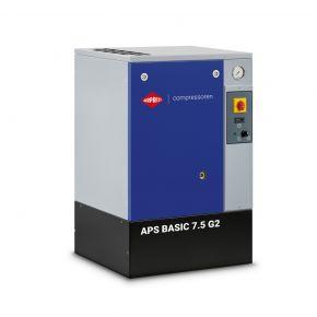 Kompresor śrubowy APS 7.5 Basic G2 10 bar 7.5 KM/5.5 kW 780 l/min