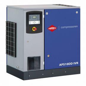 Kompresor śrubowy APS 10DD IVR 12.5 bar 10 KM/7.5 kW 270-1152 l/min