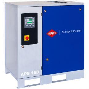 Kompresor śrubowy APS 15D 13 bar 15 KM/11 kW 1210 l/min