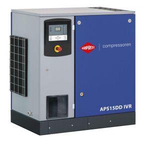 Kompresor śrubowy APS 15DD IVR 12.5 bar 15 KM/11 kW 265-1860 l/min