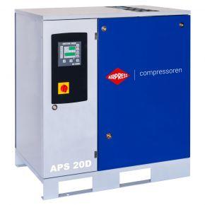 Kompresor śrubowy APS 20D 8 bar 20 KM/15 kW 2000 l/min