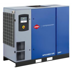 Kompresor śrubowy APS 30BD IVR Dry 13 bar 30 KM/22 kW 770-4170 l/min