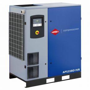 Kompresor śrubowy APS 35BD IVR 13 bar 35 KM/26 kW 770-4835 l/min