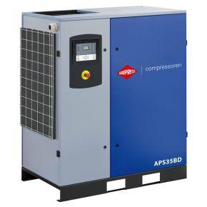 Kompresor śrubowy APS 35BD 10 bar 35 KM/26 kW 3935 l/min
