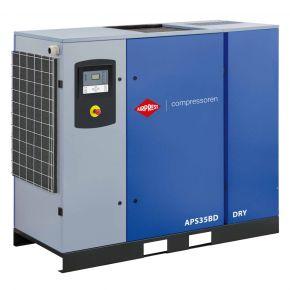 Kompresor śrubowy APS 35BD Dry 10 bar 35 KM/26 kW 3935 l/min