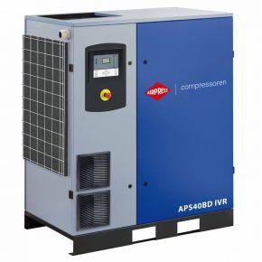 Kompresor śrubowy APS 40BD IVR 13 bar 40 KM/30 kW 1000-5800 l/min