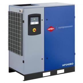 Kompresor śrubowy APS 40BD 10 bar 40 KM/30 kW 4585 l/min