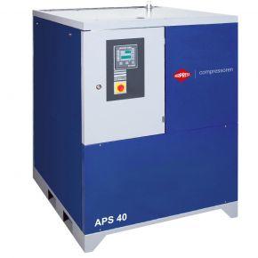 Kompresor śrubowy APS 40 10 bar 40 KM/30 kW 4200 l/min