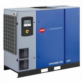 Kompresor śrubowy APS 50BD IVR Dry 13 bar 50 KM/37 kW 1066-6335 l/min