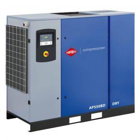 Kompresor śrubowy APS 50BD Dry 10 bar 50 KM/37 kW 5070 l/min